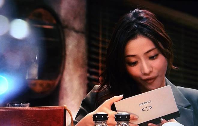月9ドラマごじくじ 石原さとみがプレゼントされた『PARKER(パーカー)万年筆』