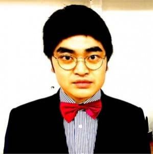 加藤諒さんのまゆげがすごい
