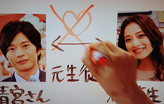 桜庭潤子と清宮真言の関係