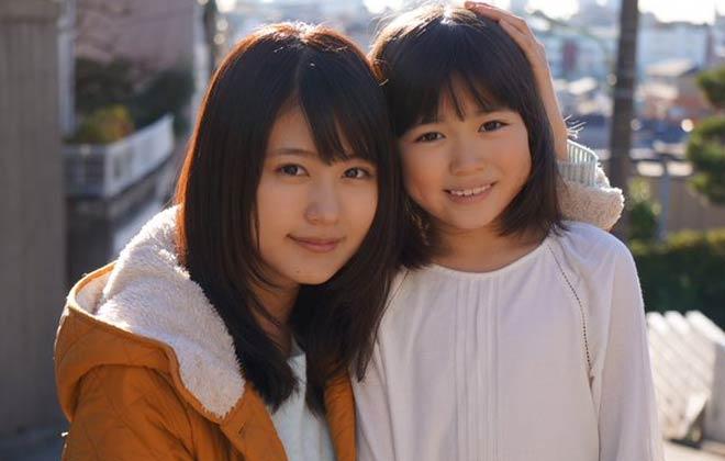 平澤宏々路かわいい!月9ドラマいつ恋で杉原音の幼少期役に