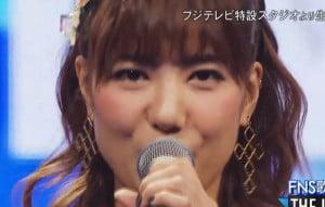 宮澤佐江がFNS歌謡祭で卒業を発表