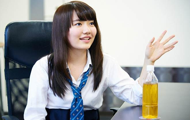 椎木里佳がかわいい!父親の助言で女子高生社長に!身長や彼氏は?