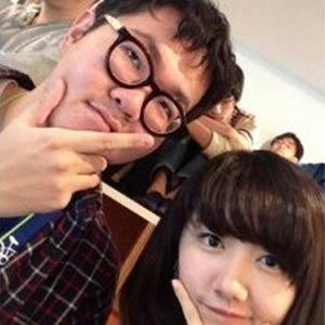 椎木里佳さんと噂されたtehuさん