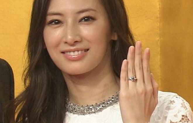 北川景子の婚約指輪 値段はいくら?DAIGOが贈るダイヤの大きさと商品名は?
