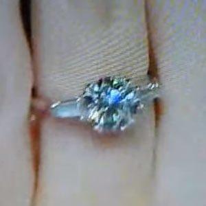 北川景子さんが着けられていた婚約指輪
