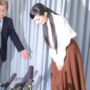 ベッキーと川谷絵音が緊急記者会見!