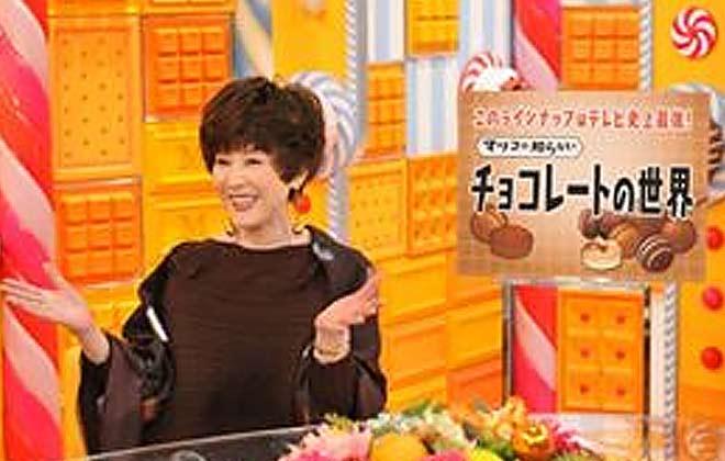 楠田枝里子がマツコにチョコブランド紹介!商品名と値段は?